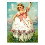 Feminine Ways Easter Cards Postcard