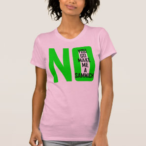 Feminism 101: Sammich Making & Gender Roles T-Shirt