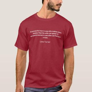 Feminism, by Lana Turner T-Shirt