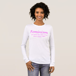 Feminism - Equal Rights for Women T-Shirt