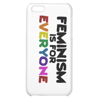 Feminism is for everyone iPhone 5C case
