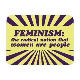 Feminism Rectangular Photo Magnet