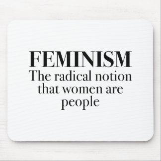 Feminismo Alfombrilla De Ratón