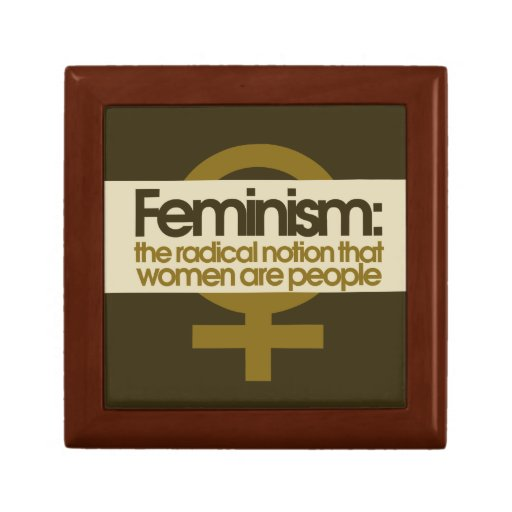 Feminismo Caja De Joyas
