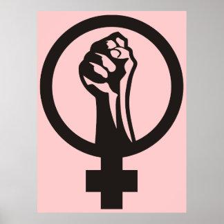 Feminismo de Anarcha Poster
