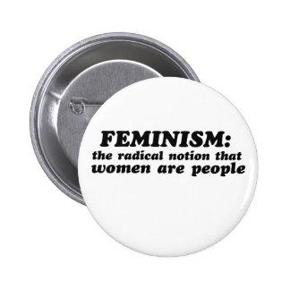 Feminismo definido pin