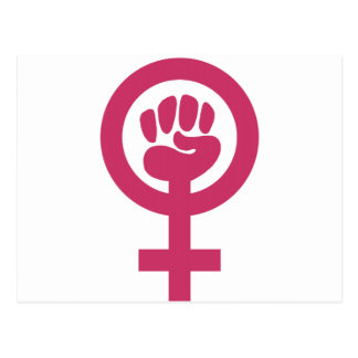 Feminismo para el triunfo postal