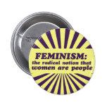 Feminismo Pins