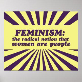 Feminismo Poster
