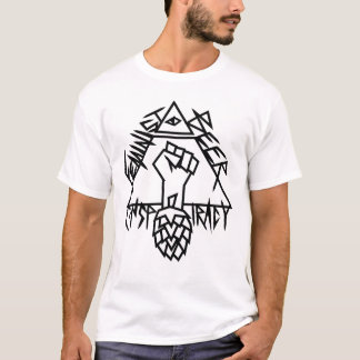 Feminist Beer Conspiracy: sharp edges T-Shirt