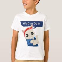 Feminist Cat T-Shirt