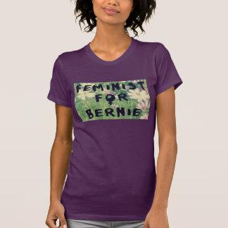 Feminist For Bernie Sanders 2016 Shirt