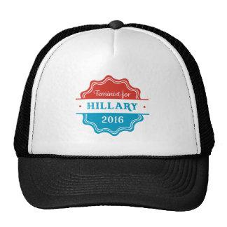 Feminist for Hillary 2016 Trucker Hat