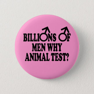 Feminist funny badges button