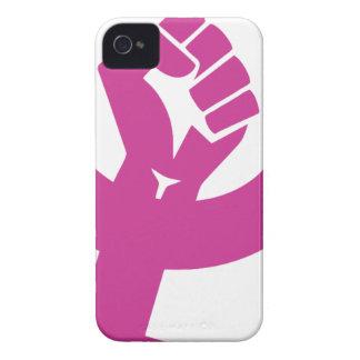 Feminist Gender Rights Symbol Case-Mate iPhone 4 Case
