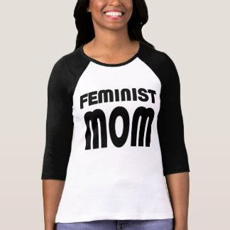 FEMINIST MOM T-SHIRT