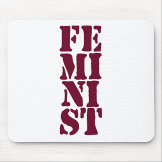 Feminist! Mouse Pad