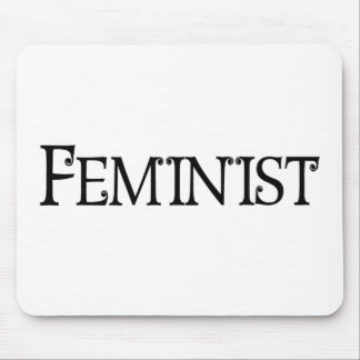 Feminist Mouse Pad