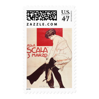 Feminist Reunion of the Socialist League Postage Stamp
