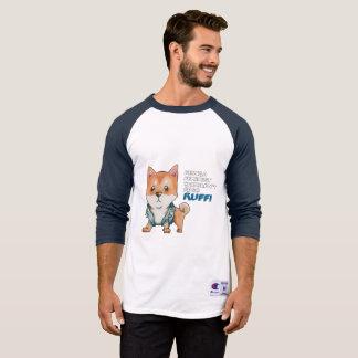 Feminist Shiba Inu Dog Watercolor Painting T-Shirt