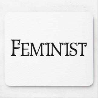 Feminista Alfombrillas De Ratón