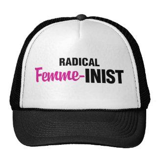 Feminista Gorras