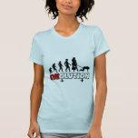 Feminista hilarante camisetas