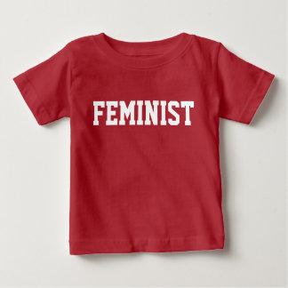 Feminista Playera De Bebé