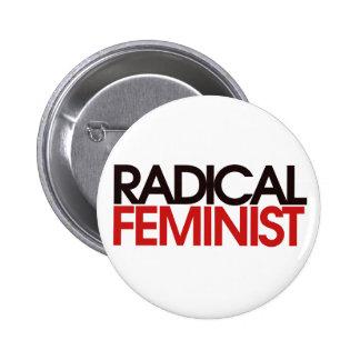 Feminista radical pins