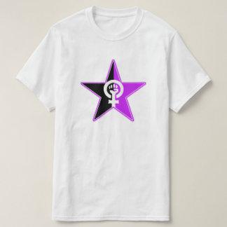 feminista revolucionaria Anarcha-feminista Playera