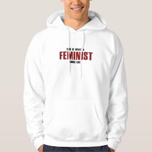Feminista Sudadera