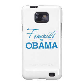 Feminists for Obama Samsung Galaxy S2 Cover