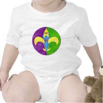 Femme de lis baby bodysuits