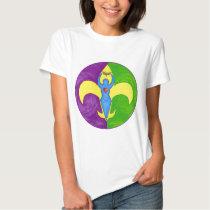 Femme de lis t-shirt