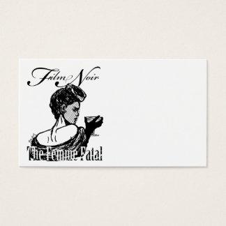Femme Fatal Business Card