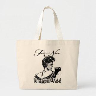 Femme Fatal Canvas Bag