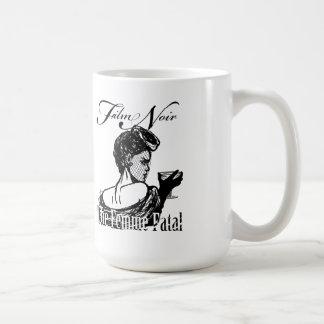 Femme Fatal Coffee Mug