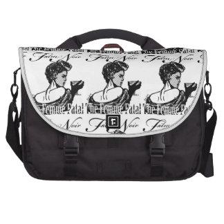 Femme Fatal Laptop Bags
