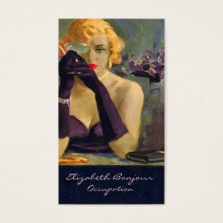 Femme Fatale ~ Business Card