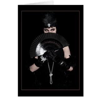 Femme Fatale - Card (Customize)