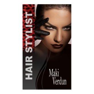 Femme Fatale Hair Stylist Beautician