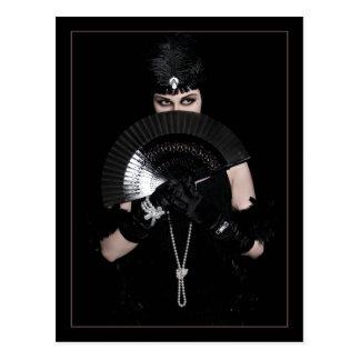 Femme Fatale - Postcard