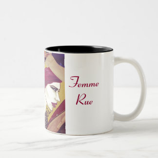 Femme Rue Coffee Cup
