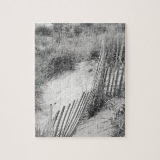 """""""Fence and Dunes"""" collection Jigsaw Puzzle"""