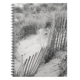 Fence and Dunes collection Notebooks