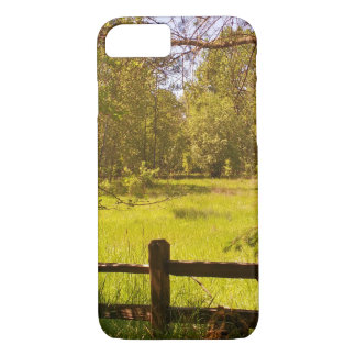Fence at Oaks Bottom iPhone 7 Case