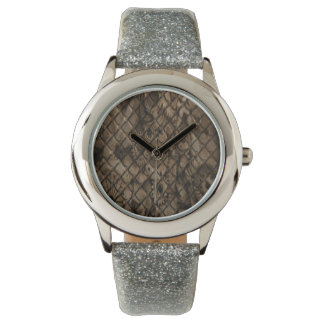 Fence Covered Wrist Watch