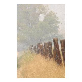 Fence Line Stationery