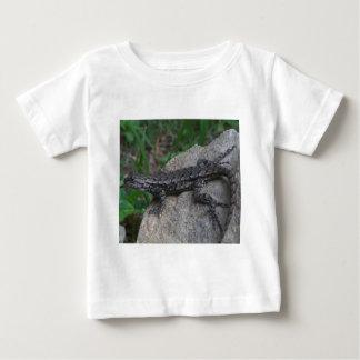 Fence Lizard Baby T-Shirt