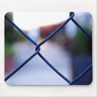 Fence Mouse Pad